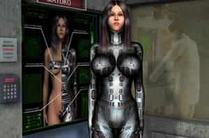 Metal Lady by Zerozero91