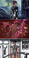 GHOST IN THE SHELL -Scarlett Johansson-