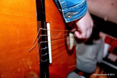 Guitar by CarmenVeloso