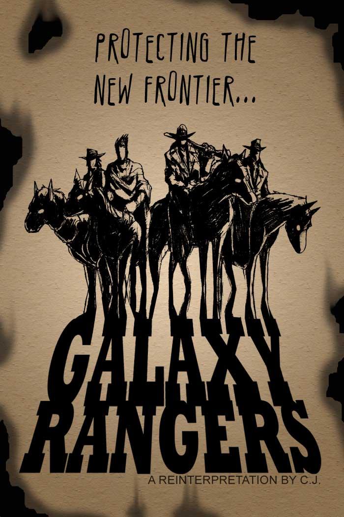Galaxy Rangers Redeux