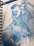 Black Panther V Blade: Dusk of Justice