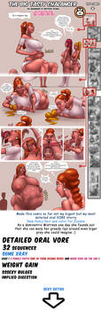 The Challenger COMIC (Pred Prey!!!) teaser2 by BIGBIG-on-DA