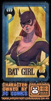 Bat Girl (soul card)