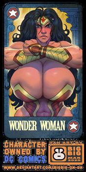 Wonder Woman (soul card)