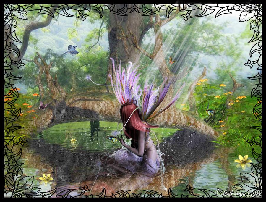 Water Fairy by pskate1