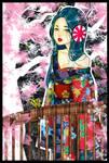 Musical Geisha by heycheri