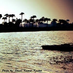 Egypt Nile by shadicasper
