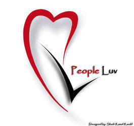 Love people logo by shadicasper
