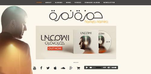 Hamza Namira Website