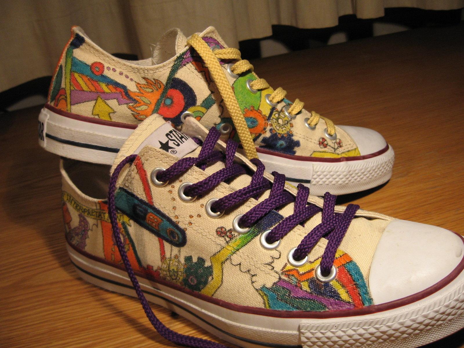 le scarpe di mika