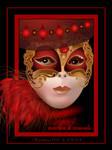 maschera di carnivale by desmo100