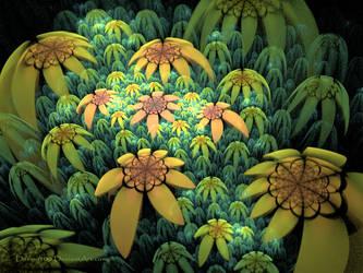 Floral Profusion by desmo100