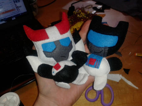Jazz and Prowl bitlets