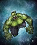 Hulk Smash Puny Rain