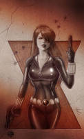 Black Widow 1 by Protokitty