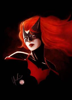 Batwoman Portrait