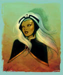 Storm Sketch Colored