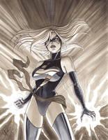 Ms. Marvel by Protokitty