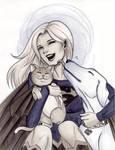 Supergirl, Krypto and Streaky