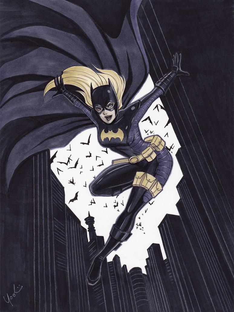 Batgirl by Protokitty