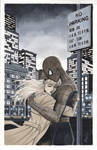 Spider-Man and Gwen Stacy