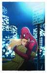 Spider-Man and Gwen Stacy Color