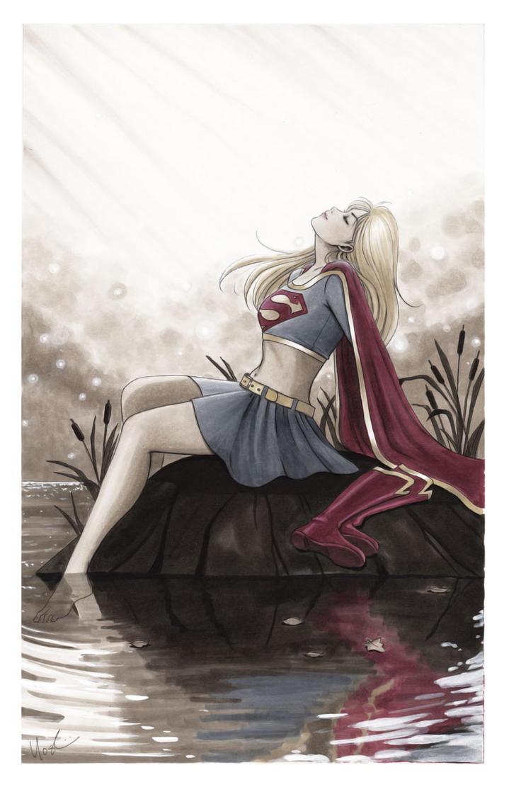 Supergirl by Protokitty