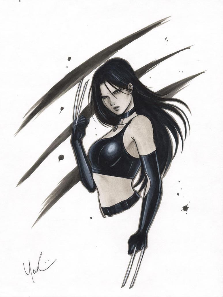 X-23 by Protokitty