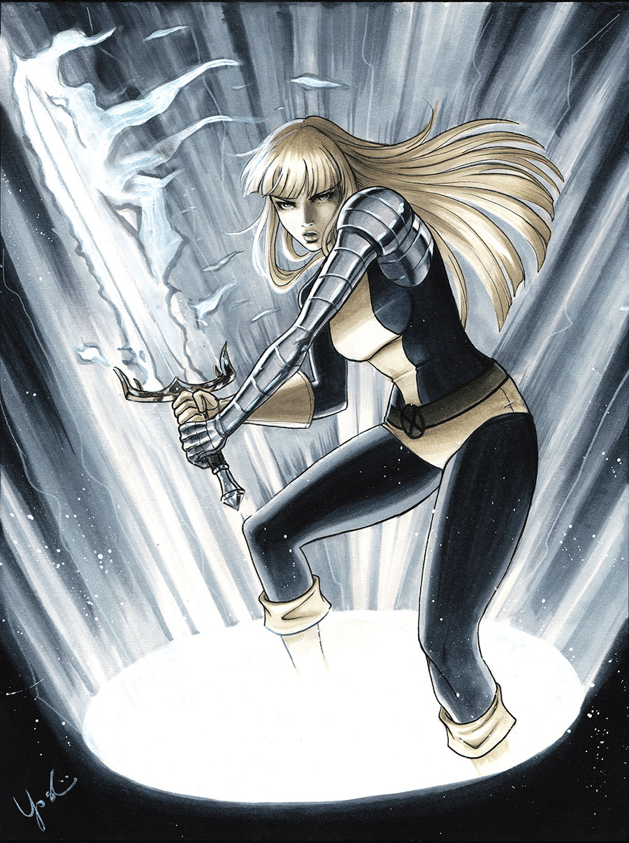 Magik by Protokitty