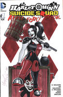 Harley Quinn by Protokitty