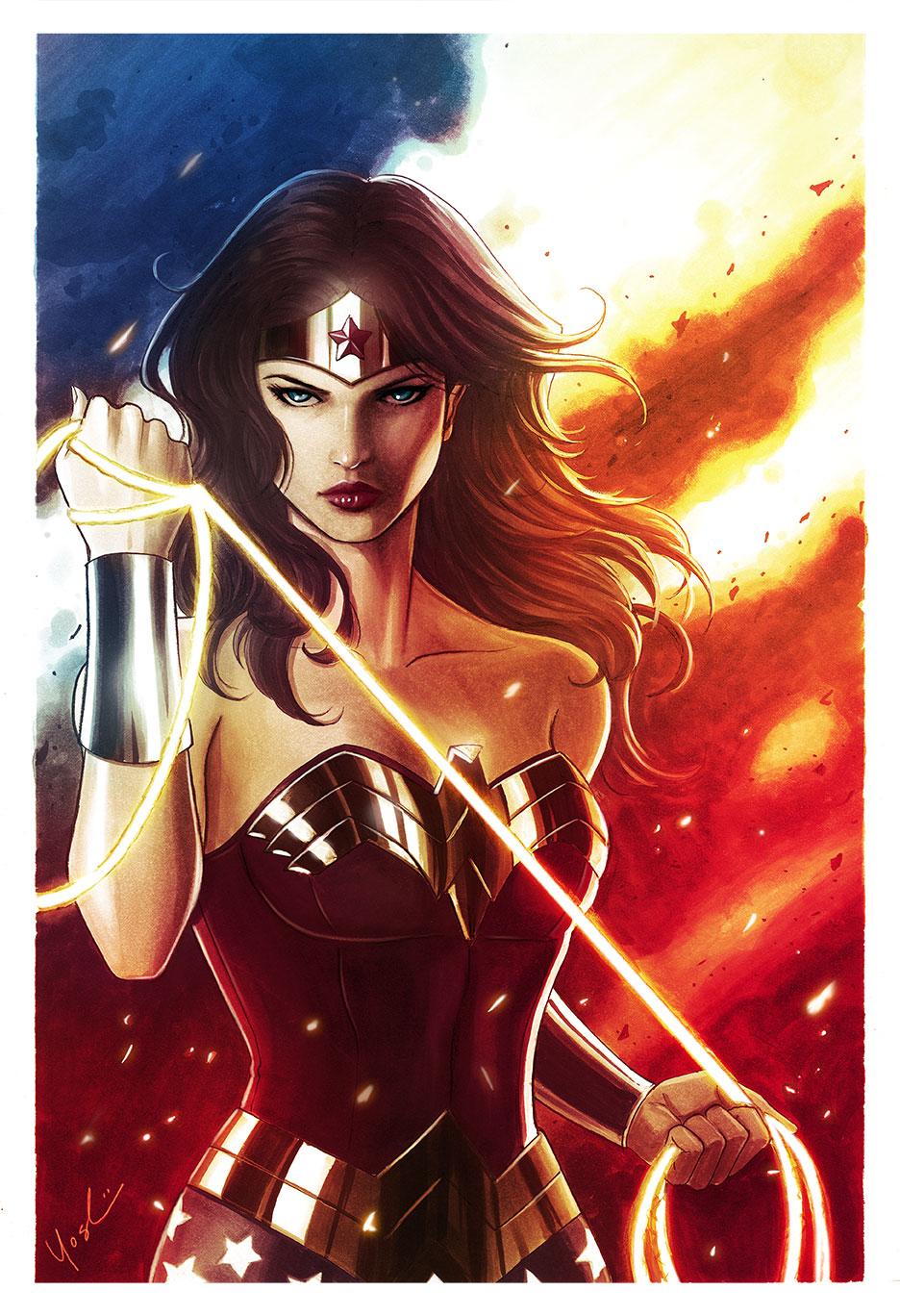 Wonder Woman: Champion