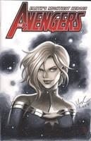 Captain Marvel by Protokitty