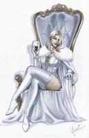 White Queen by Protokitty