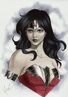 Wonder Woman by Protokitty