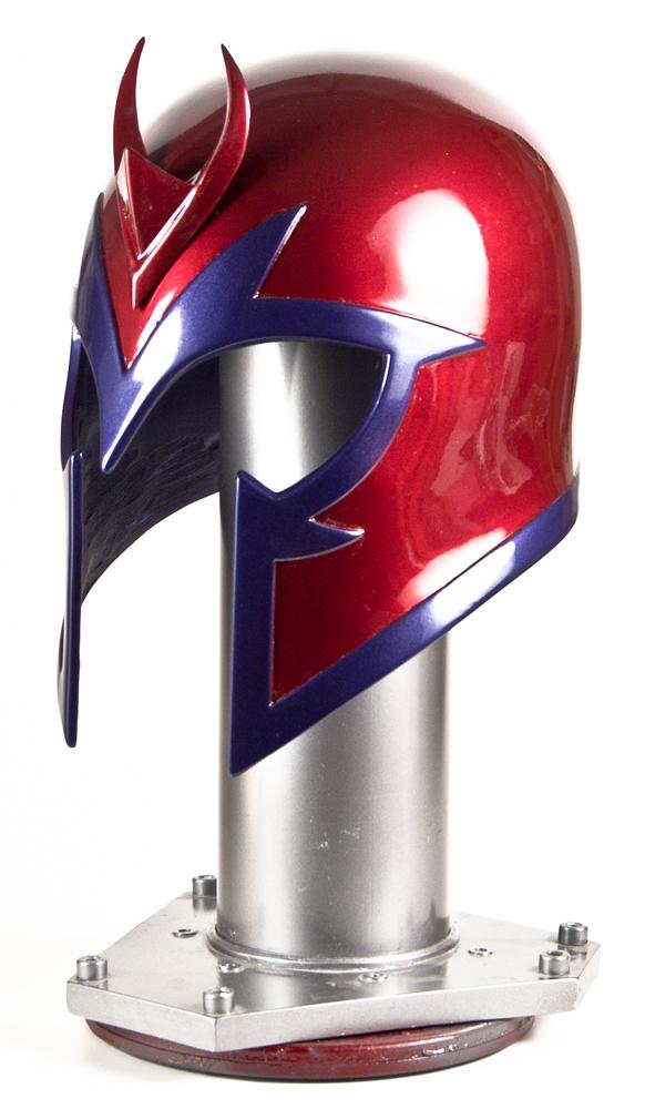 magneto end game helmet xmen first class by pannaus on