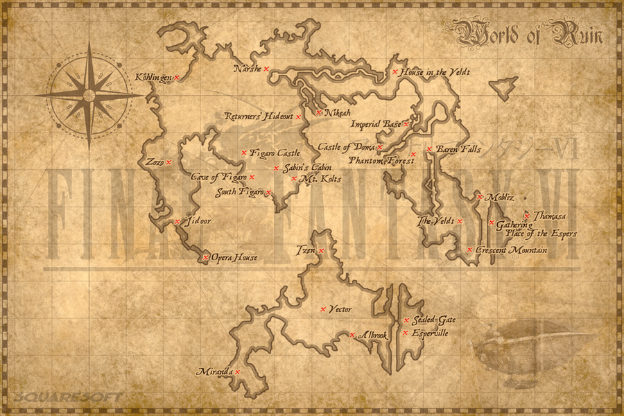 World of balance map final fantasy vi by madsiur on deviantart world of balance map final fantasy vi by madsiur publicscrutiny Images