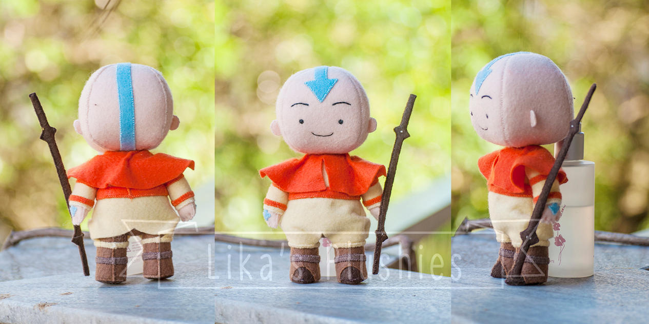Avatar Aang by Pumpkin-Candy