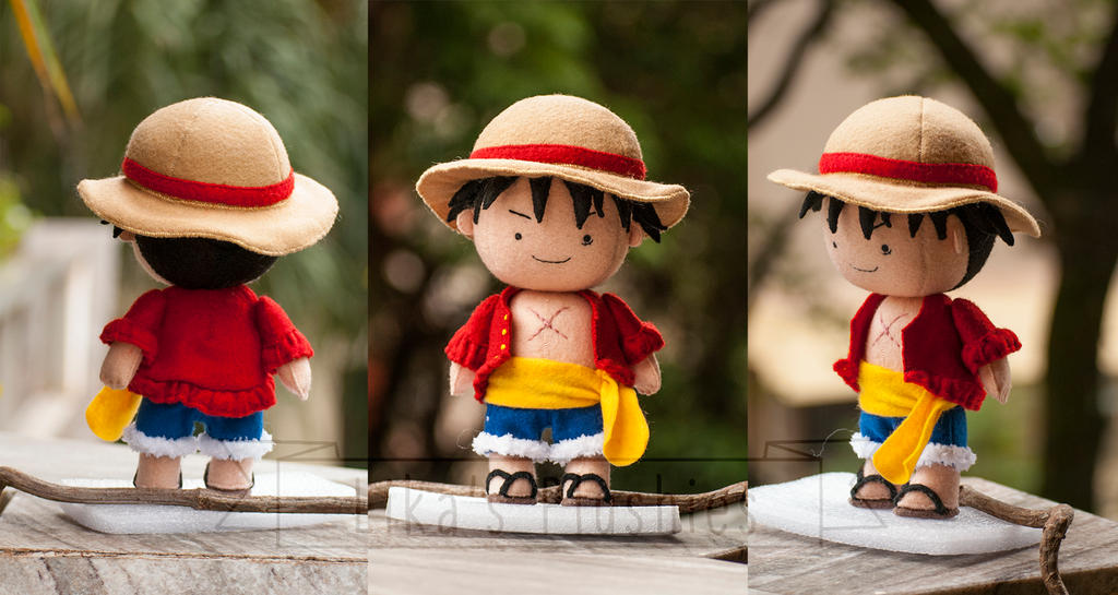 Luffy by Pumpkin-Candy