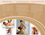 Massage Brochure Continued