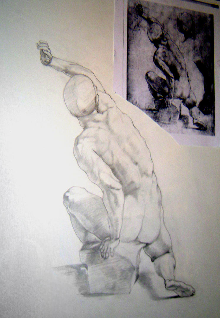 Raphael Sanzio Drawing...