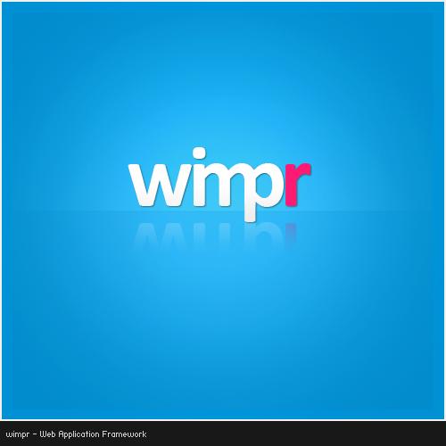 wimpr by evo-web