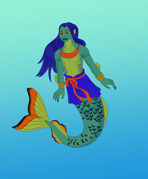 Mermay day 1: mermaid princess