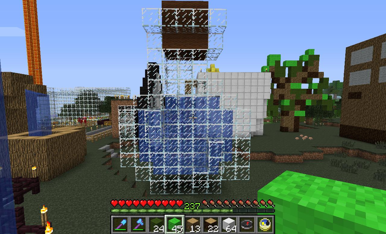 Minecraft Water Bottle by Incertus984 on DeviantArt