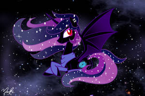 AT: Galactic Sparkles by atomic-kitten10