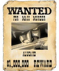 Alucard is Wanted by Tank93