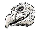 Skeksis Sketch by JimCampbell