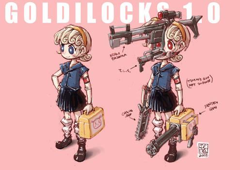 Loli Gun Platform
