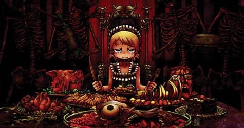 Flesh Feast by sachsen