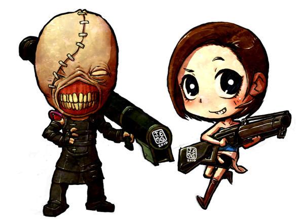Resident Evil 3 SD by sachsen