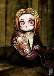Cute Little Dead Girl